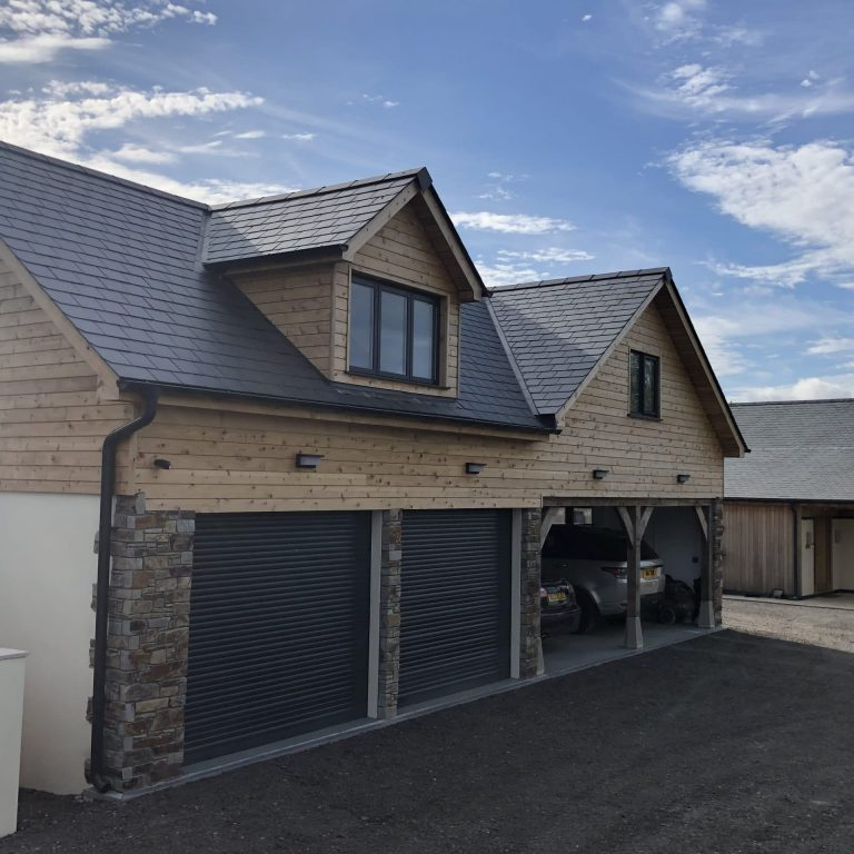 Terry Headford New Build Home